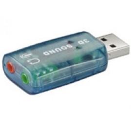 Mcab USB 2.0 Soundkarte