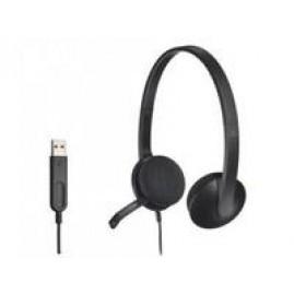 Logitech Headset H340 Black USB