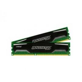 Crucial 8GB (4x2) DDR3-1600 CL9