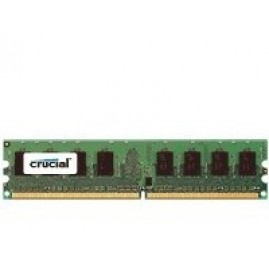 Crucial 8GB DDR2 PC2-5300 SC Kit