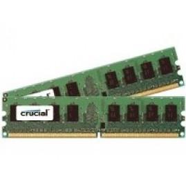 Crucial DDR2 PC2-8500 DIMM 4GB-kit