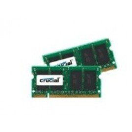 Crucial 8GB Kit (4GBx2) DDR2 PC2-6400
