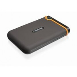 Transcend Storejet 25 Mobile 1TB Black