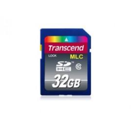 Transcend 32GB SDHC Class10 CARD (MLC)