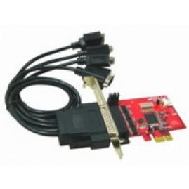Lycom PCIe 4 Ports RS232 5V Output