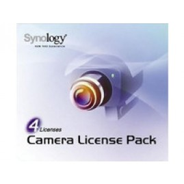 Synology Device License Pack 4 license