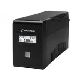 PowerWalker VI 850 LCD UPS 850VA/480W