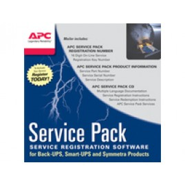 APC Warranty Ext/1Yr for SP-04