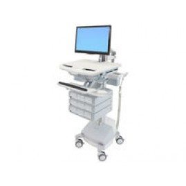 Ergotron STYLEVIEW CART WITH LCD ARM,