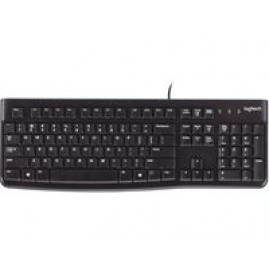 Logitech K120 Keyboard, UK, OEM