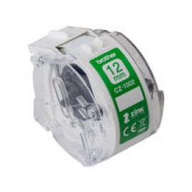 Brother 12mm white tape - 5m.