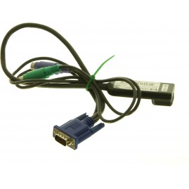 Hewlett Packard Enterprise Adapter KB/MO/VID/MSE