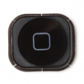 MicroSpareparts Mobile Home button assembly Black