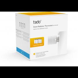 Tado Smart Radiator Thermostat x 4