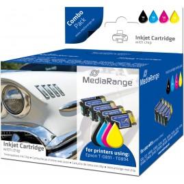 MediaRange Combo-Pack f T0891-94 - 2x