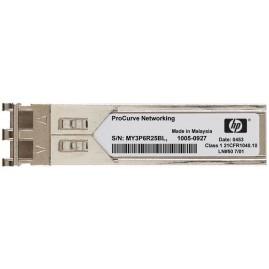 Hewlett Packard Enterprise X125 1G SFP LC LH70 Transceive