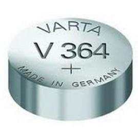 Varta Batterie Silver Oxide, Knopfze