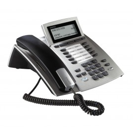 AGFEO Systemtelefon ST42 IP silber