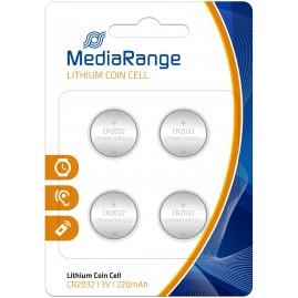 MediaRange Batterie Coin Cell Blister