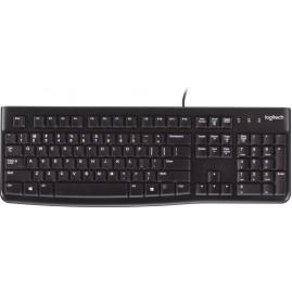 Logitech K120 Keyboard, UK, OEM