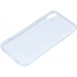 Sandberg Cover iPhone X soft Clear