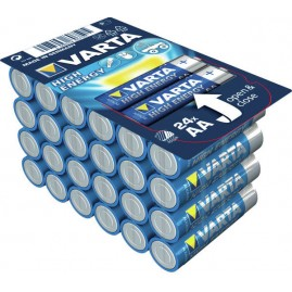 Varta Batteriy High Energy DE AA