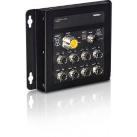TrendNET 8-Port Industrial EN50155 M12