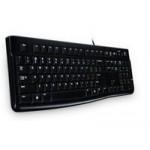 Logitech K120 Keyboard, US/Int