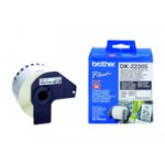 Brother Paper Tape White 62mm