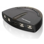 IOGEAR 4-Port PrinterShare USB