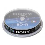 Sony 10 PACK 25GB RECORDABLE SINGLE
