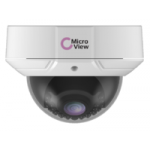 MicroView IR Dome IP 3MP Outdoor