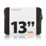 "Trunk 13"" MacBook Sleeve Black"