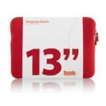 """Trunk 13\"""" MacBook Sleeve Red"""