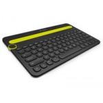 Logitech K480 Keyboard, German