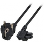 MicroConnect Power Cord CEE 7/7 - C5 1.8m