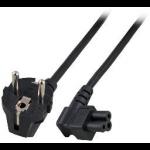 MicroConnect Power Cord CEE 7/7 - C5 1.8m