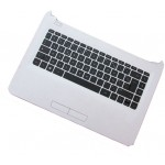 HP TOP COVER & Keyboard ( french)