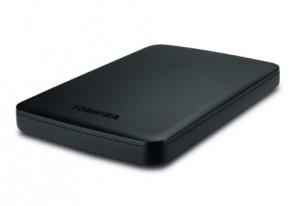 Toshiba CANVIO BASICS 2.5 500GB black