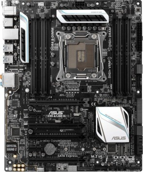 Asus Intel X99 Socket 2011-3, ATX