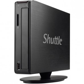 Shuttle XS35V5 PRO Ultra SFF SOC Black