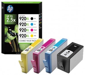 HP Inc. Ink Combo-Pack 920XL