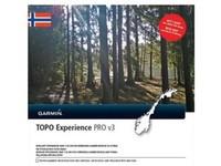 Garmin TOPO Norway Experience PRO v3