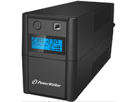 PowerWalker VI 650 SHL IEC UPS 650VA/360W