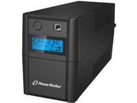PowerWalker VI 650SE LCD 650VA/360W