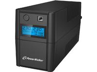 PowerWalker VI 850SE LCD 850VA/480W