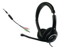 Sandberg Plug\'n Talk Headset Black