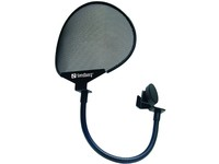Sandberg Popfilter for Microphone