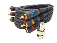 Digiality 3xRCA HQ Cable 1.5m bl.pack.