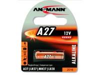 ANSMANN A 27 12V Alkaline Battery